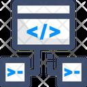 Frame Work Icon