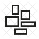 Frames Wall Picture Icon