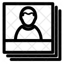 Frames Multiple Photo Icon