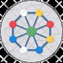 Framework Model Architecture Icon