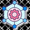 Framework Circumstances Environment Icon