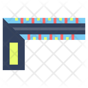 Framing Square Craftsman Tool Tool Icon
