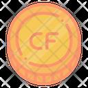 Franc Icon