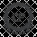 Comorian Trade Kmf Icon