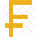 Business Finance Franc Icon