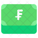 Franc Money Pack Coin Icon