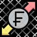 Franc Sharing Icon