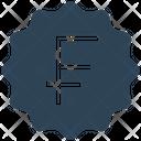 Franc Tag Icon