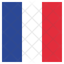 France French National Icon