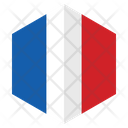 France Country Flag Icon
