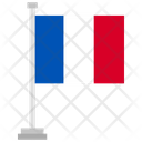 France Country National Icon