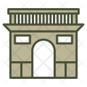 France Archaeological Sites Icon