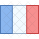 France Flag Country Icon