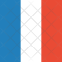 France Flag World Icon