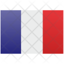 France Flag Nation Icon