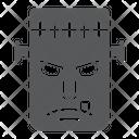 Frankenstein Monster Halloween Icon