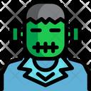 Frankenstein Monster Scary Icon
