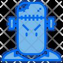 Frankenstein Monster Horror Icon