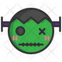 Ghost Horror Zombie Icon