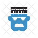 Frankenstein Clown Joker Icon