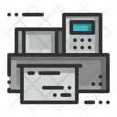 Franking Machine Icon