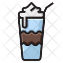 Cold Drink Frappe Icon
