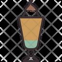 Frappe Beverage Ice Cream Icon