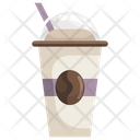 Frappe Drink Coffee Icon