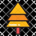 Fir Tree Cypress Icon