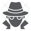 Fraud Anonymity Agent Icon