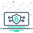 Fraud Hacker Computer Icon