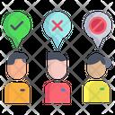 Fraud Investigation Investigation Customer Icon