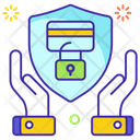 Fraud Prevention Payment Safety Security Shield Icon