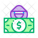 Fraudster Icon