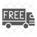 Free Shipping Cargo Icon