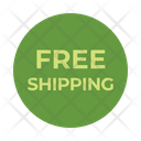 Free Sale Shipping Icon