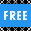 Free Button Shopping Icon