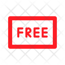 Free Label Tag Icon