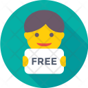 Free Offer Shopping Icon