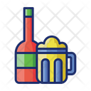 Free Alcohol Beer Beverage Icon
