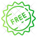 Free Badge Icon