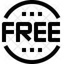 Free badge Icon