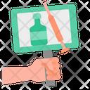 Free Covid Vaccine Icon