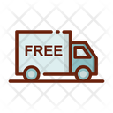 Free Delivery Delivery Truck Truck Icon