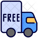 Free Delivery Shipping Icon