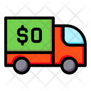 Free Delivery Free Delivery Truck Icon