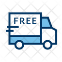 Free Delivery Delivery Truck Icon