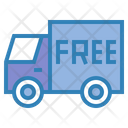 Delivery Truck Free Truck Icon