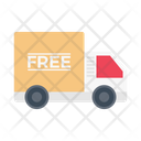 Delivery Free Fast Icon