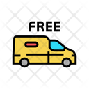 Van Transportation Boy Icon